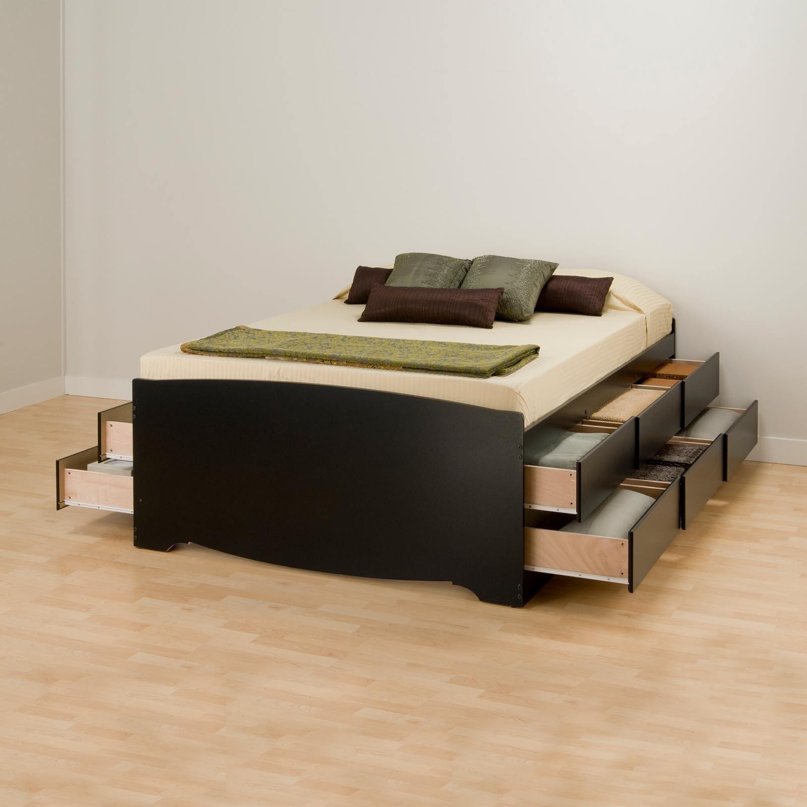 Amazing platform bed with storage vito storage platform bed-queen | hayneedle tbwishz