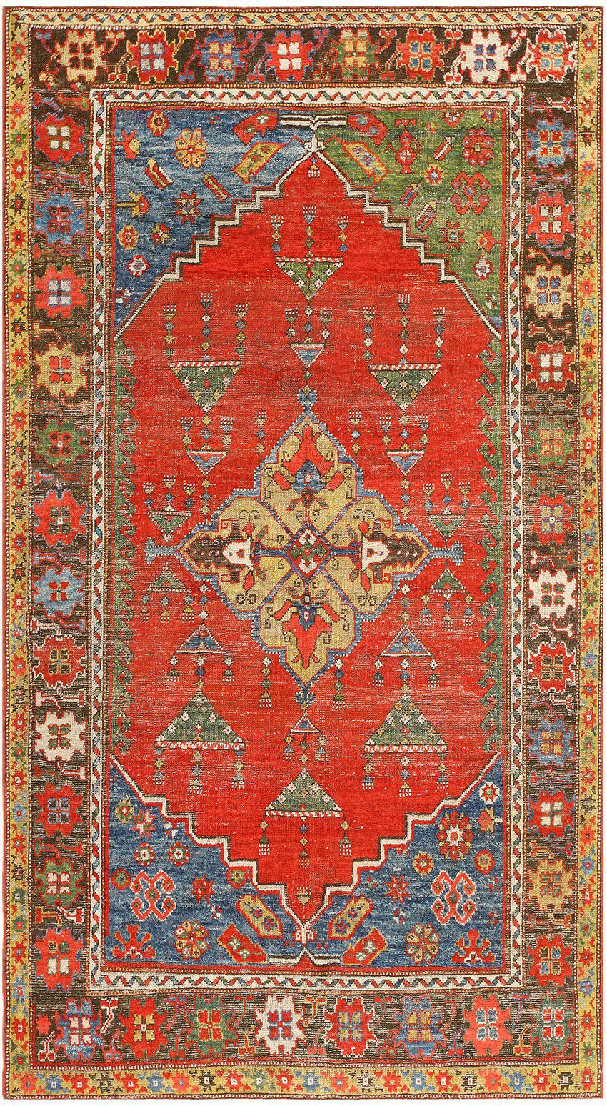 Amazing turkish rugs antique turkish konia rug 47394 detail/large view jqlarje