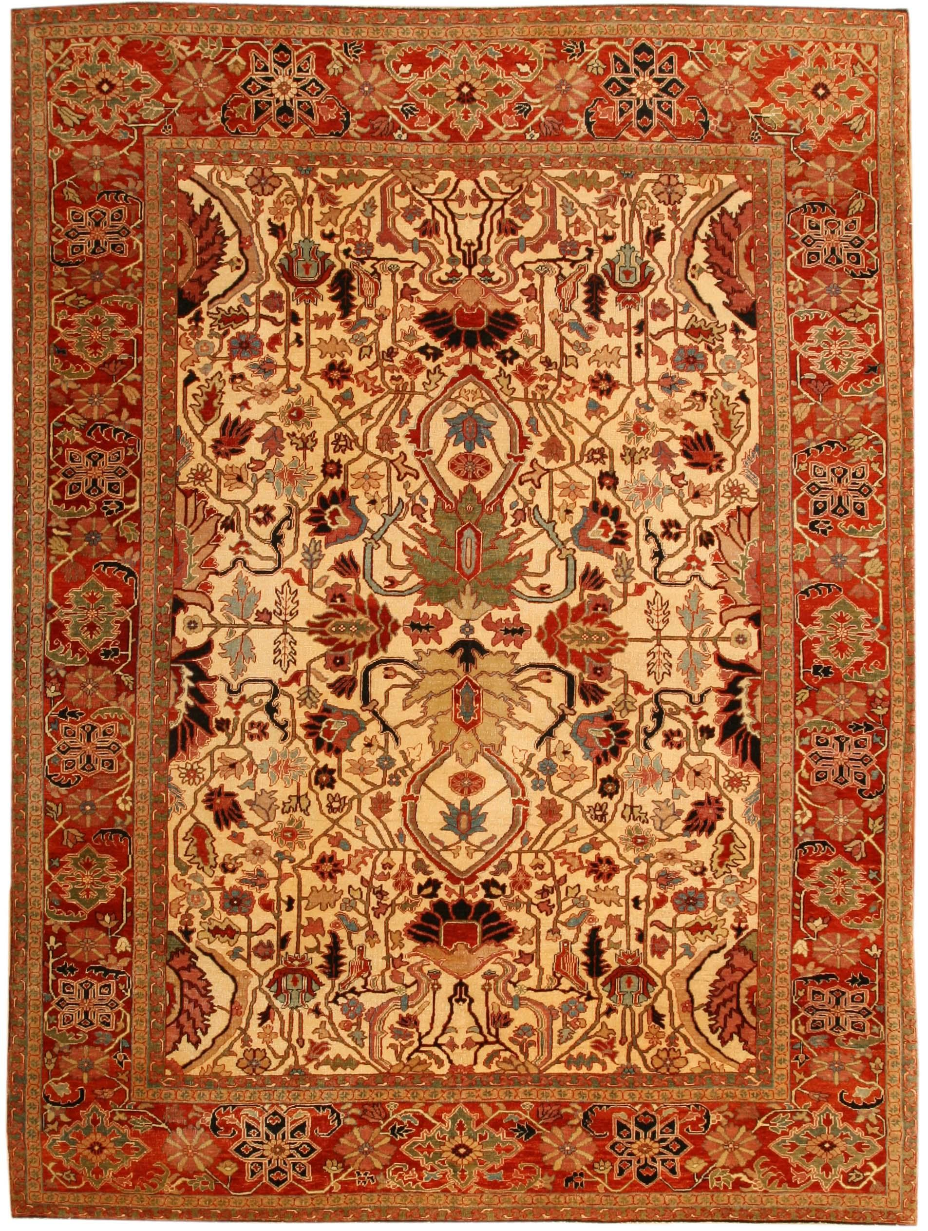 Amazing turkish rugs heriz design turkish rug / carpet 18406. loading zoom glgqxxs