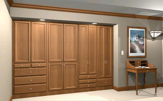 How to design bedroom cabinets?