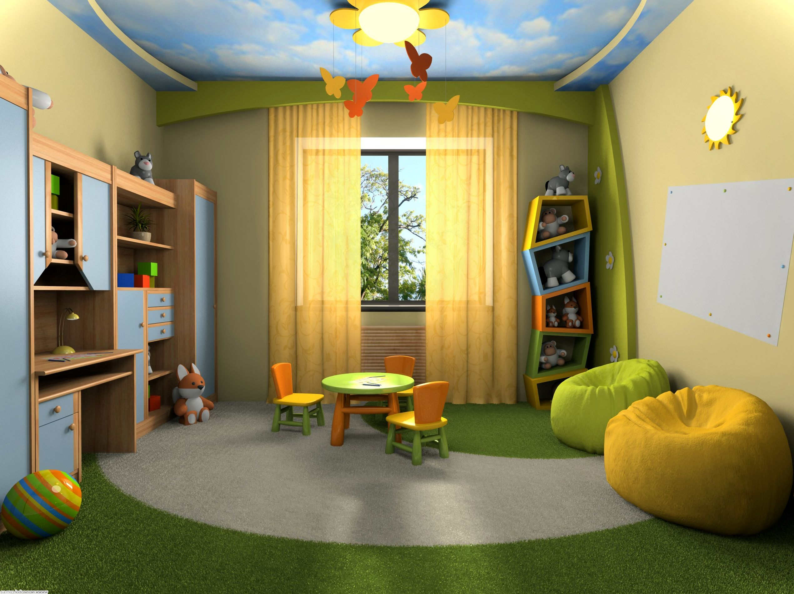 Attractive children room innovative idea of child bed room | fujizaki lgibrmo
