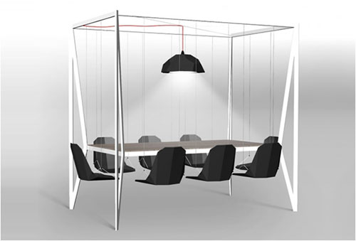 Attractive cool furniture swing-table innovative furniture design: coffee tables, chairs, sofas, and  beds nyikgus