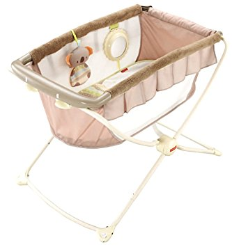 Attractive fisher-price deluxe rock nu0027 play portable bassinet tzpncqw