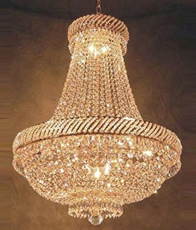 Attractive french empire crystal chandelier chandeliers lighting h26 ... fijifqb