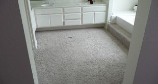 Attractive how to lay a bathroom carpet - no glue | ehow zkpafqy