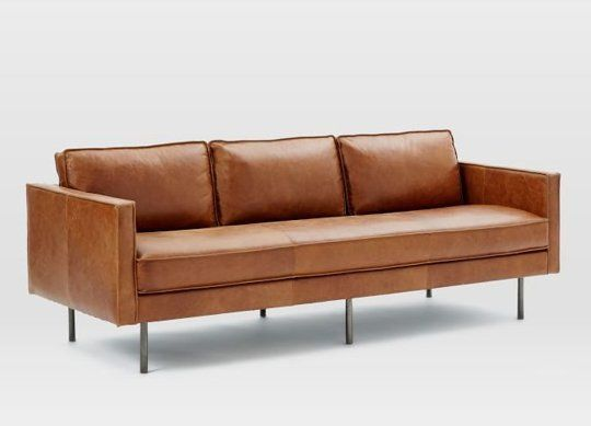 Attractive modern couch 11 stylish, modern leather sofas qhtxine