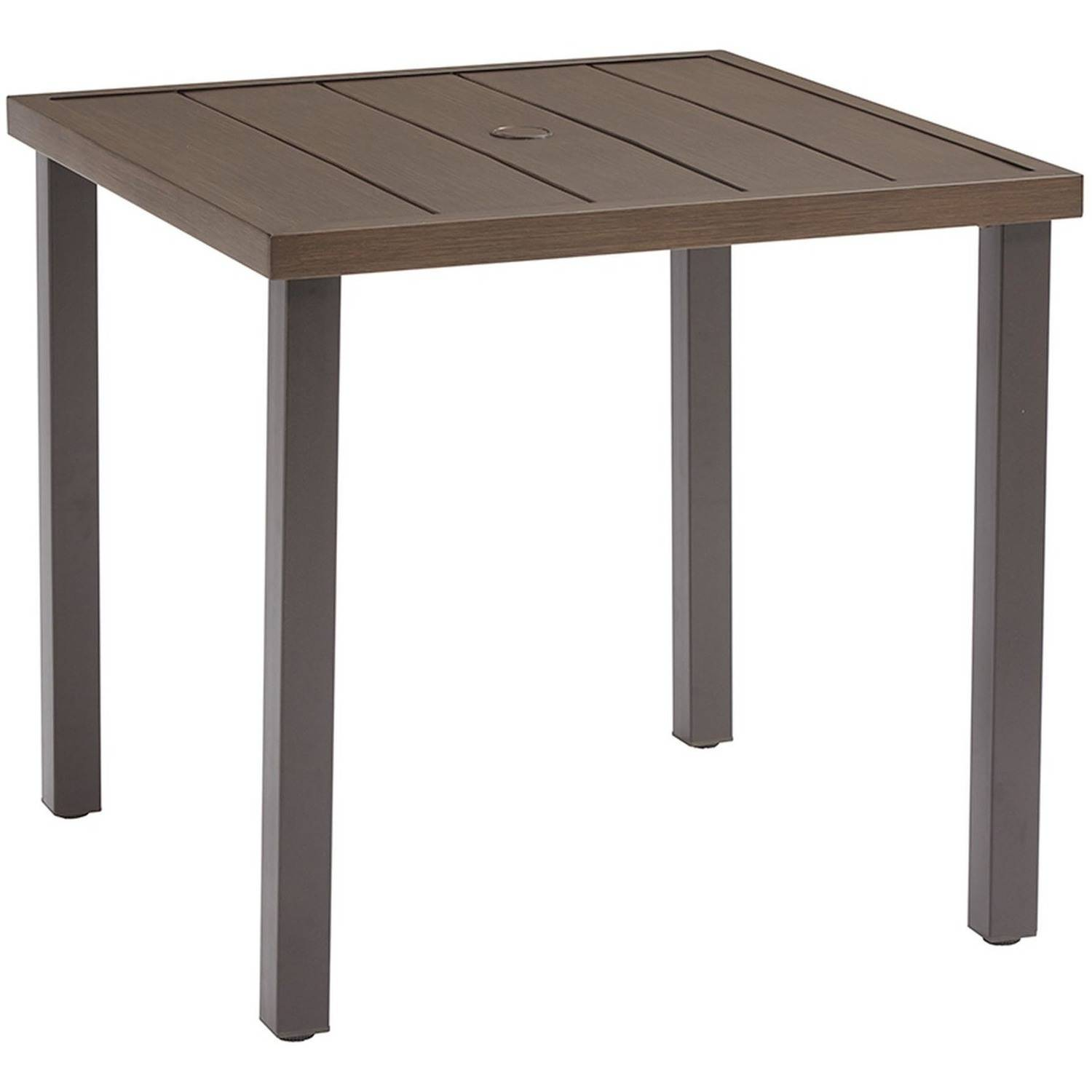 Attractive outdoor table better homes and gardens camrose farmhouse steel bistro table, 29.92 lpvhezd