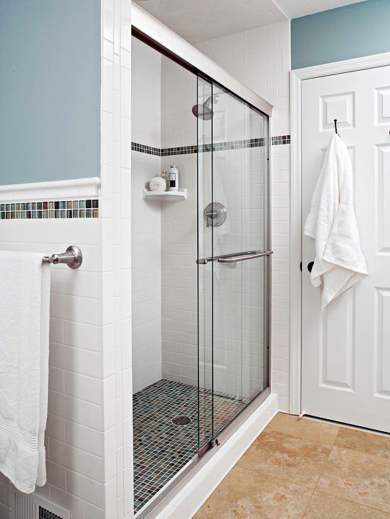 How to choose the right kind of bathroom showers?