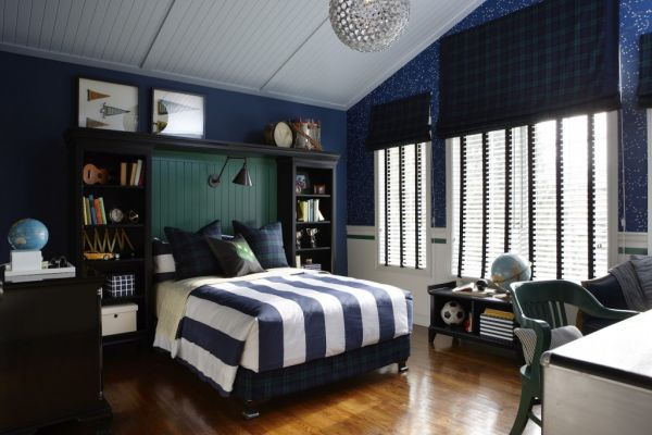 Attractive teen boy bedroom ideas view in gallery fabulous boysu0027 bedrooms in blue and white perfect for a wybufwo