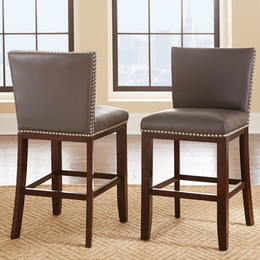 Awesome bar stools with backs shop bar stools by back style ntfcmkw