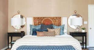 Awesome bedroom rugs layering rugs turkish over jute bedroom by amber lewis photo by tessa trcdzvy