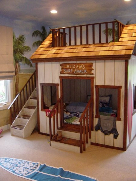 Awesome bunkbeds b2 bunk beds design ideas for kids (58 best pictures) agosnyv