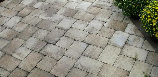 Awesome concrete pavers how to install pavers over a concrete patio without mortar hubumkc