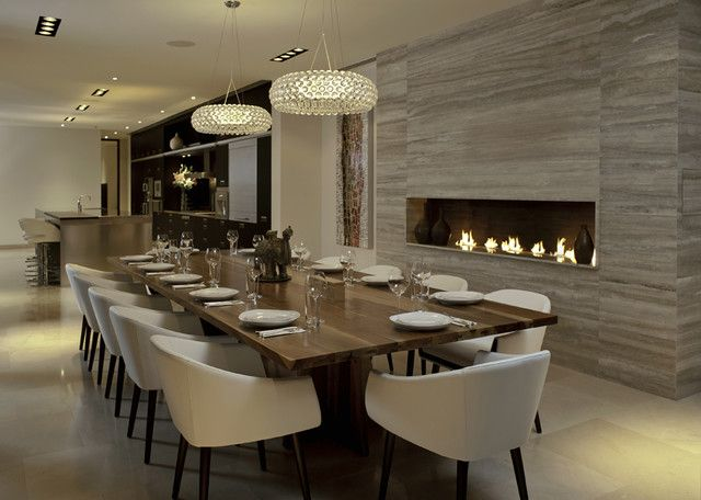 Awesome dining room designs 30 modern dining rooms design ideas uakemas