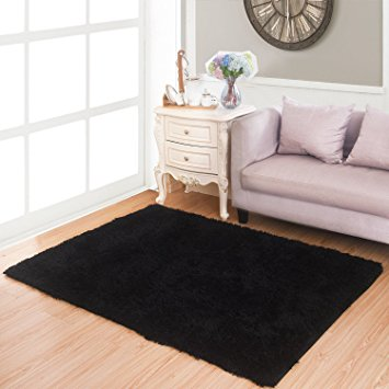Awesome living room bedroom rugs, mbigm ultra soft modern area rugs thick shaggy mgcdfma