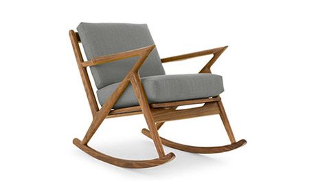 Awesome modern rocking chair + quick view · soto rocking chair anqeozp