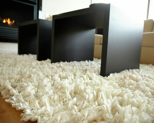 Awesome paper shag rugs ... mxpqhsx