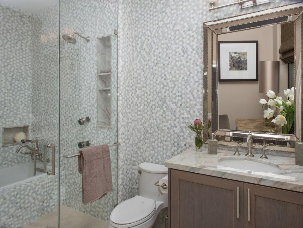 Awesome small bathroom remodel ideas 20 small bathroom before and afters | hgtv diuvknb