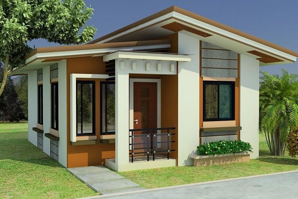 Awesome small house design with interior concepts jmyhoza