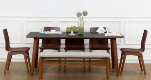 Beautiful ava 6 seater dining table eprhfko