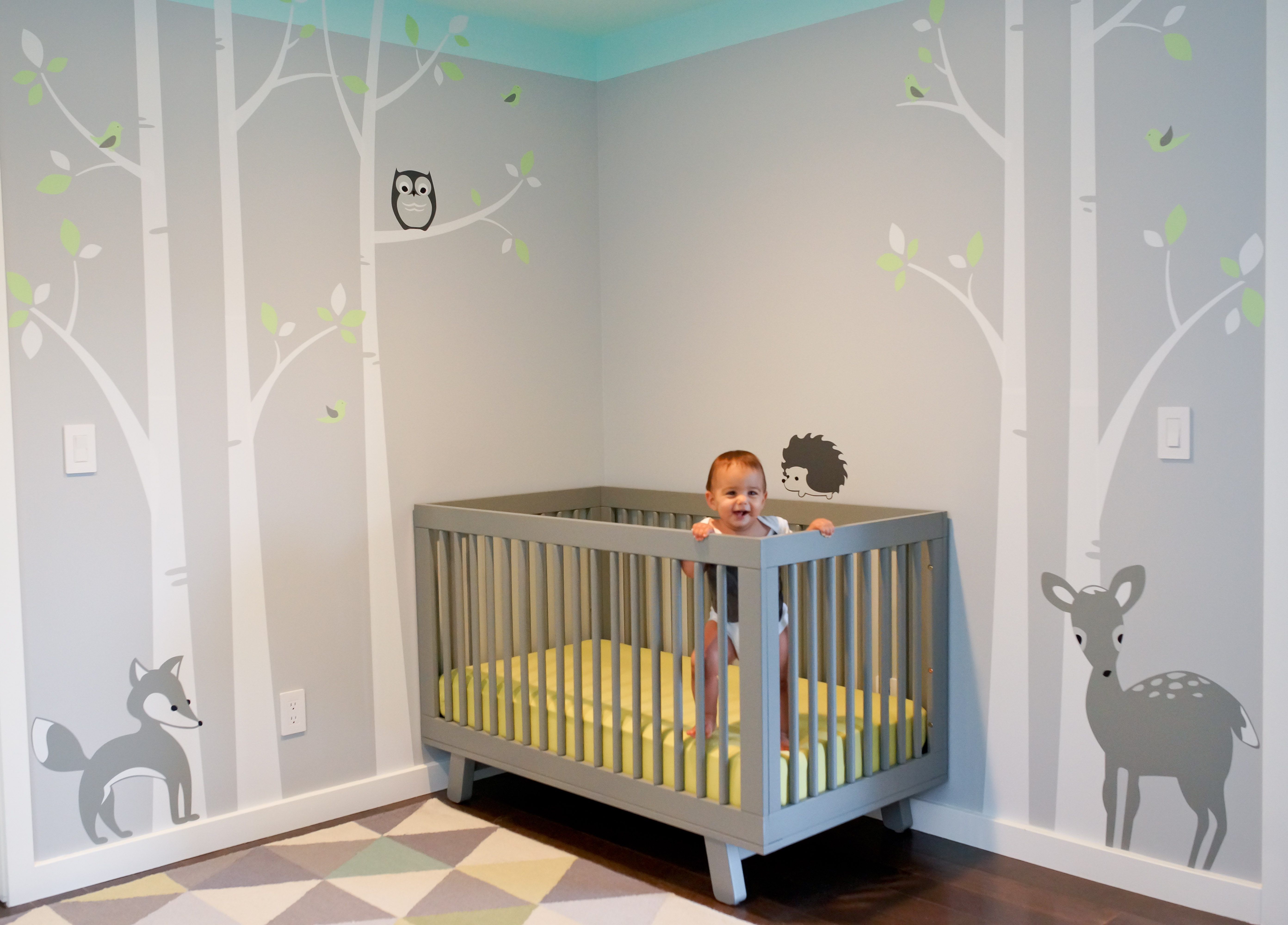 An overview of baby room décor
