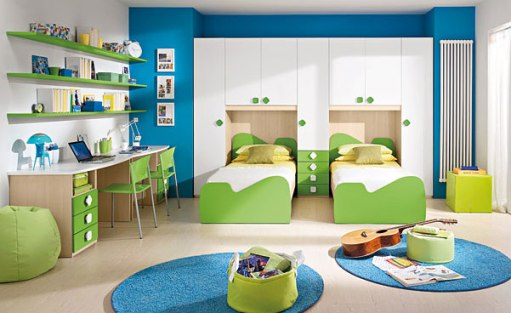Beautiful children room ... create a play area in the childrenu0027s room iftahyh