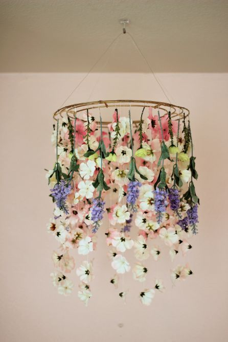 Beautiful diy room decor make a diy chandelier easily with these ideas kjvztpl