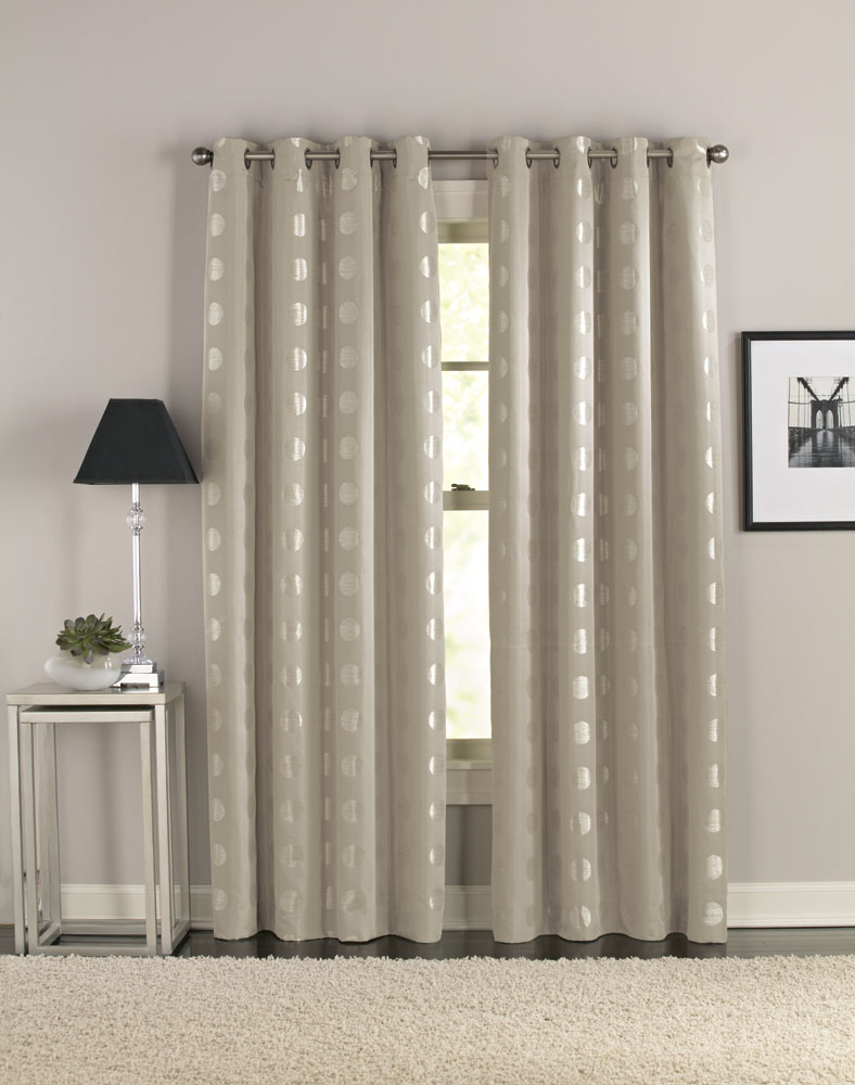 Purchase beautiful grommet curtains