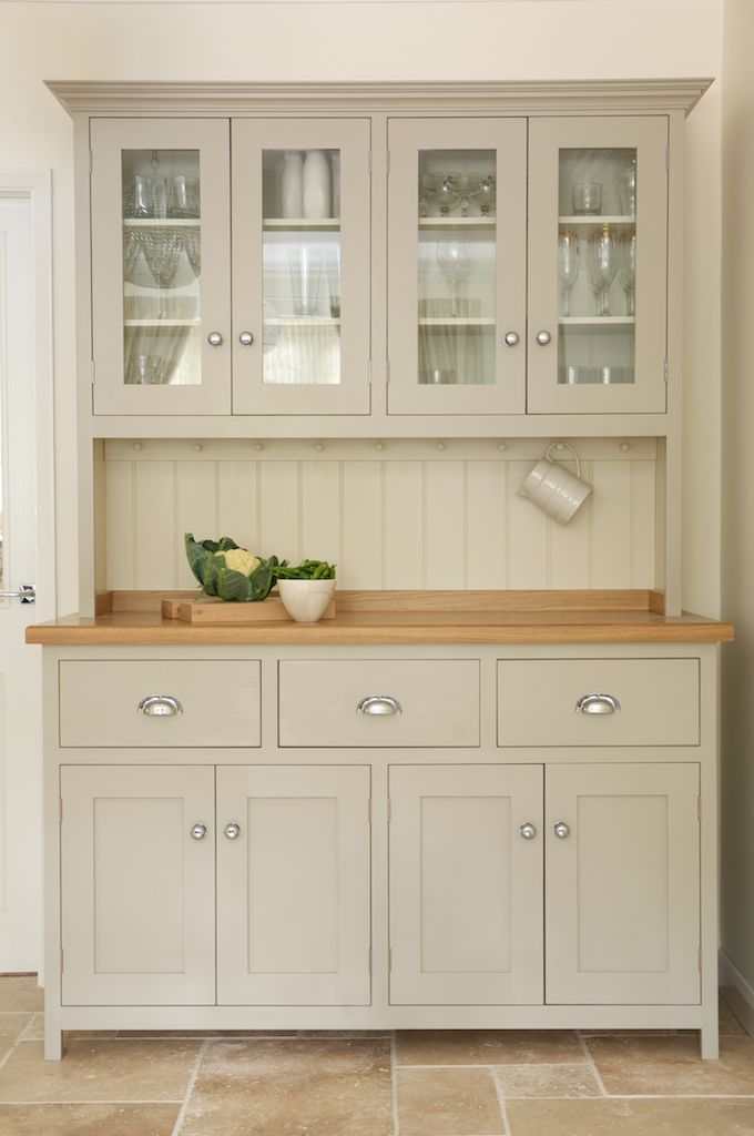 Beautiful kitchen dresser this beautiful glazed dresser is from the devol real shaker kitchen range. exudcvp