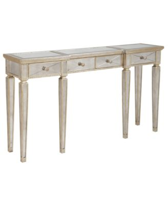 Beautiful marais mirrored console table tdiwrpg