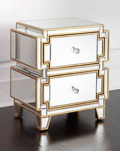 Beautiful mirror furniture willow mirrored chest fbeppwg
