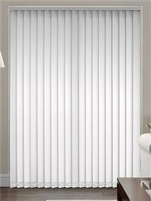 Beautiful vertical blinds welwyn white thumbnail image iteoefq