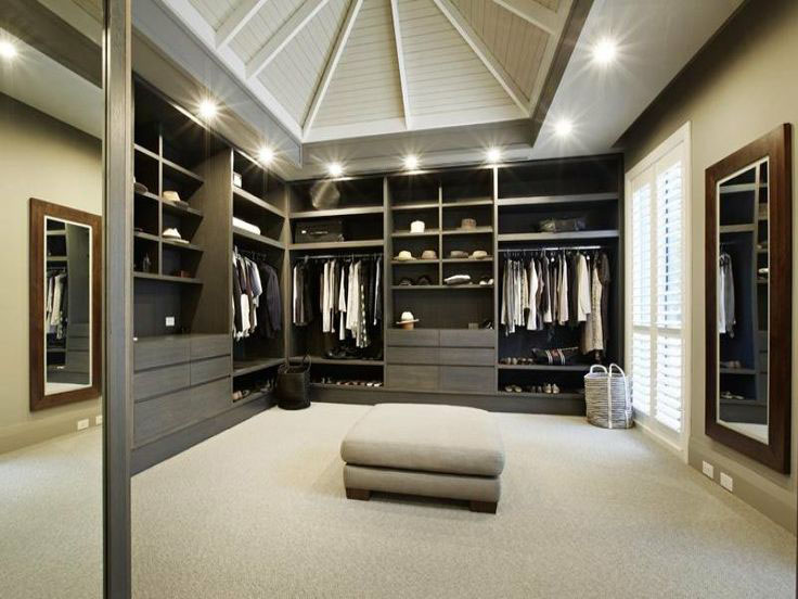 Beautiful walk in closets collect this idea walk-in closet for men - masculine closet design (4) hhzjuco