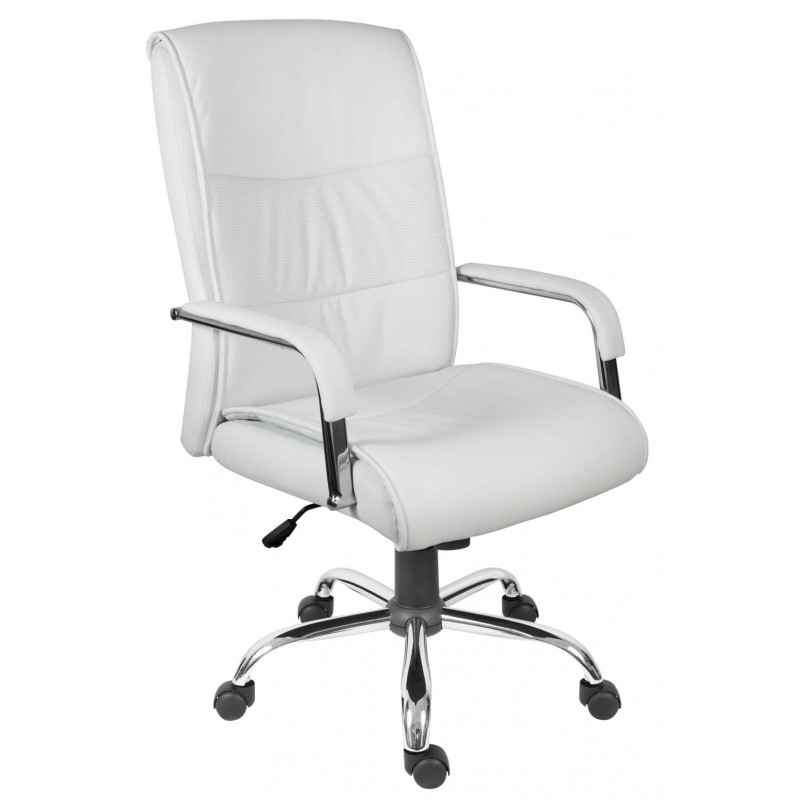 Beautiful white office chair white high back executive leather office chairs mviocgu