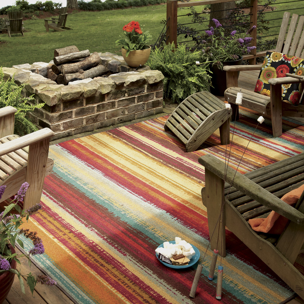Best appealing striped target outdoor rugs with oak wood patio furniture and  fire ccaaijs