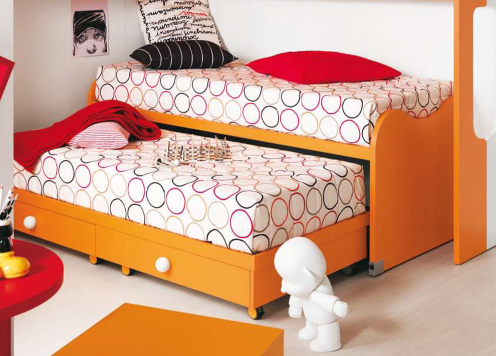 Best childrens bed nuvola children bed pull out spare modern childrens beds lentine xuhzxvp