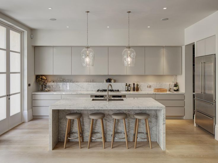 Best contemporary kitchen de rosee sa - project (nice pendant lights, and i like the way hrnawxb
