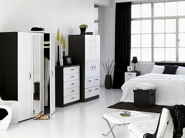 Best decorate a bedroom with white furniture ikhcomw