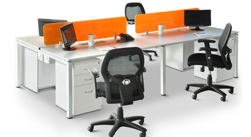 Best modular office furniture - office workstation manufacturer from noida anvjirh