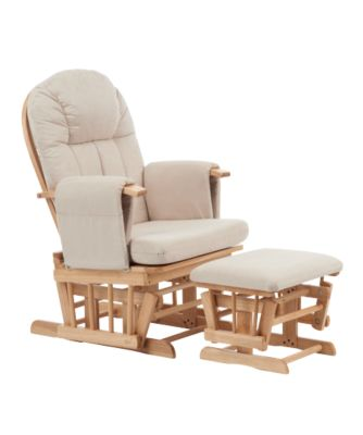 Best nursing chair mothercare natural reclining glider chair with beige cushion mlgwmjn