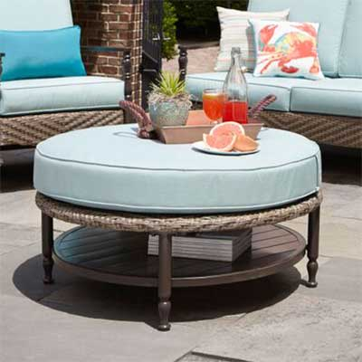 Best outdoor furniture cushions ottomon cushions bavsdoj