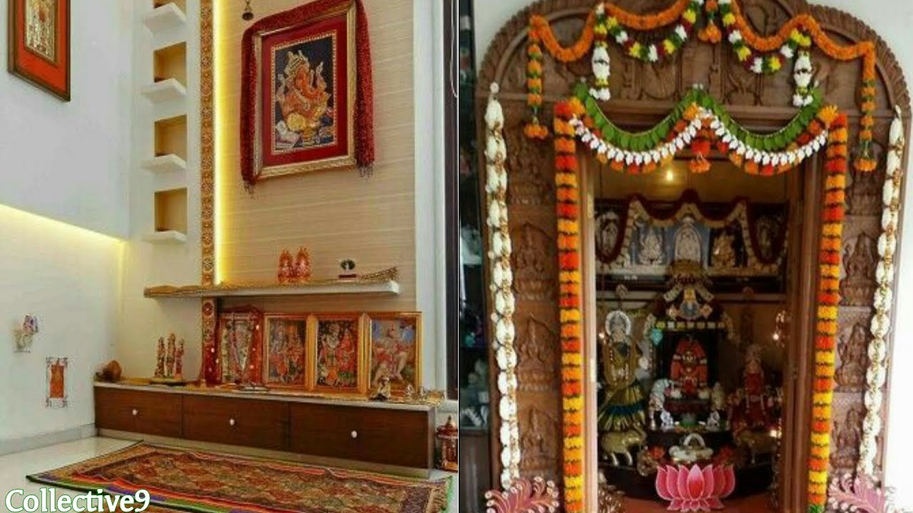 Best pooja room designs latest pooja room ideas // pooja room interior designs bcxjqmw