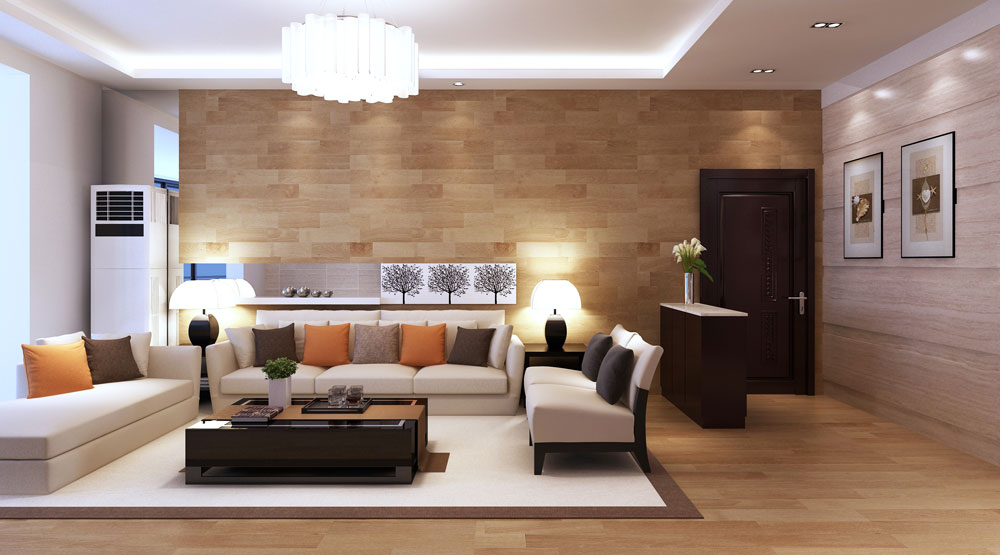 Room interior design should be associated with comfort