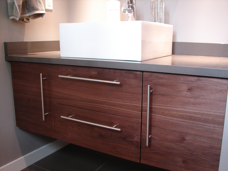 Best vanity cabinets ... contemporary floating bath cabinet dfwyrus