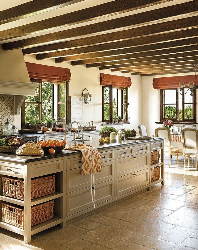 Chic country kitchen decor the mood board above includes pictures of french country kitchen designs  along xlchtfb