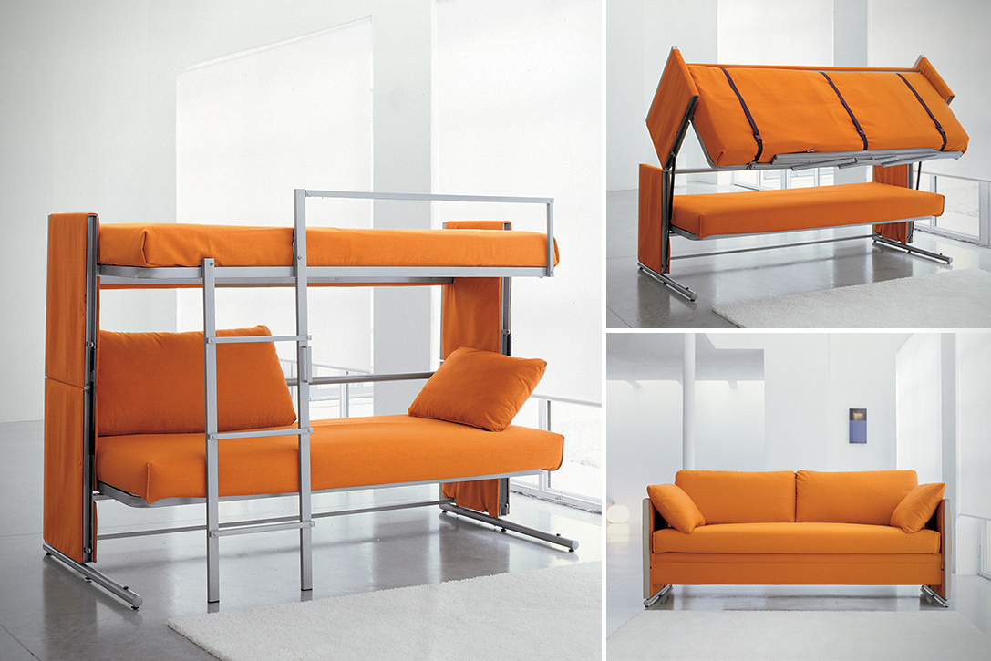 Chic doc sofa bunk bed | hiconsumption eizlxad