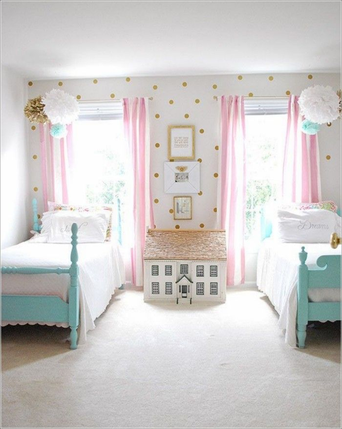 Chic girls bedrooms cute girl bedroom decorating ideas (154 photos) myzlfhw