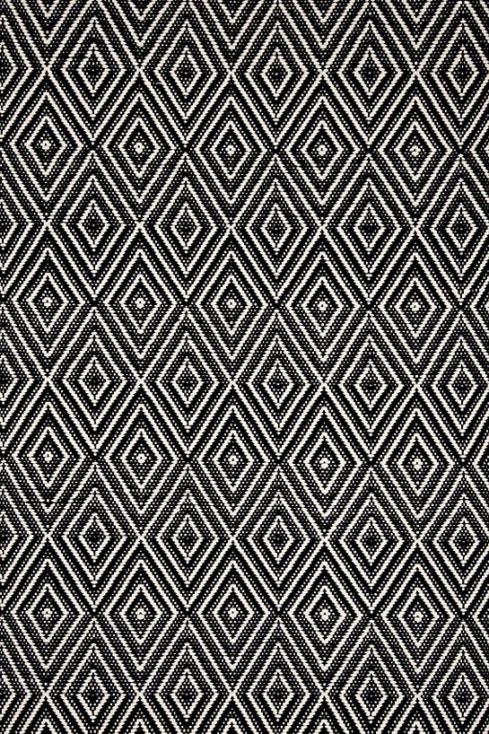 Chic indoor outdoor rugs diamond black/ivory indoor/outdoor rug regchvt