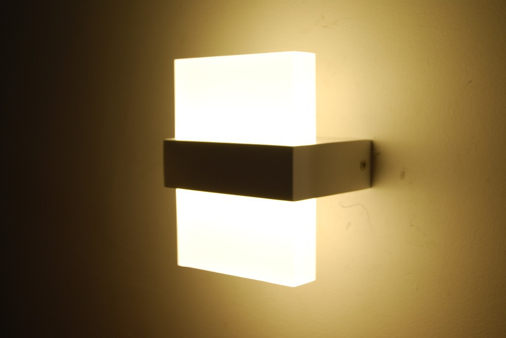 Chic led wall lights for bedroom ovwalut