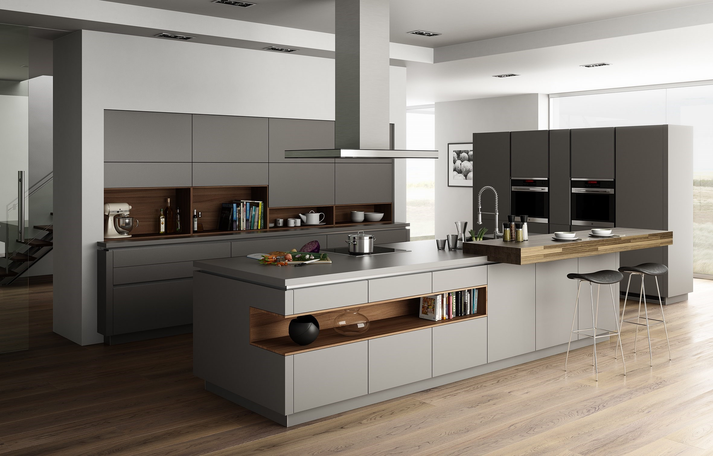 Chic up to 60% of our ex display kitchens! ooyadvh